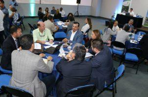 Instalan las primeras mesas consultivas del Gabinete Turístico. Foto: ATP