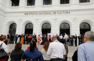 Instituto Nacional de Cultura.