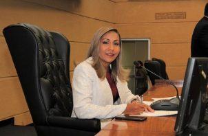 El recurso interpuesto es para que la diputada Yanibel Ábrego no reciba la fianza.