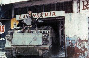 La invasión militar estadounidense a Panamá el 20 de diciembre de 1989 no tiene cifras precisas de muertos.