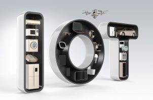 El internet de las cosas, en inglés, Internet of Things, es abreviado como IoT.