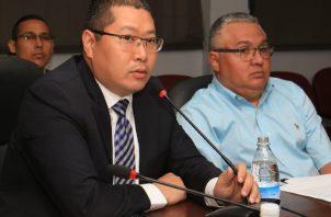 Willie Chin Lee, exdirector del Ipacoop durante la administración del expresidente Juan Carlos Varela. Foto de cortesía