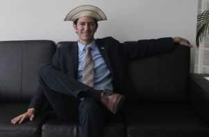 Iván Eskildsen, Administrador de la Autoridad de Turismo de Panamá (ATP). Foto de Victor Arosemena
