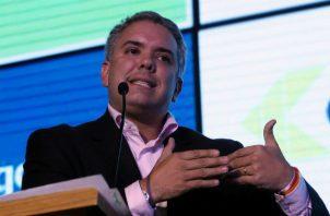 Iván Duque hizo el anuncio en Antioquia. Foto: Archivo/Ilustrativa.
