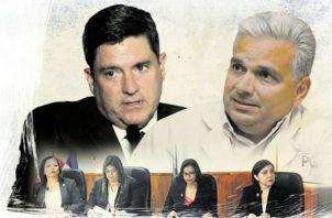 El abogado Rosendo Rivera lamentó  la 'tapadera  de estas fiscales', a quienes señaló de pararse  frente de la ciudadanía a 'mentir descaradamente'. Foto/Panamá América
