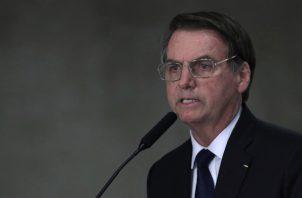 Estudios anteriores señalaban que antes de la toma de posesión, que tuvo lugar el pasado 1 de enero, el 65% de los brasileños esperaba que Bolsonaro hiciera un gobierno excelente o bueno. FOTO/AP