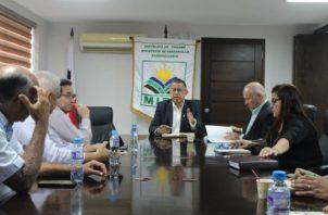 Autoridades buscan evitar la importación de jamón para fin de año. Foto: Mida
