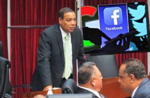 Iniciativa del diputado  Javier Sucre  podría atentar directamente contra la libertad de expresión.  Ilustración de Panamá América