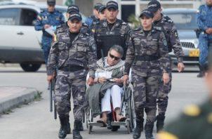 El pasado 15 de mayo la Justicia Especial para la Paz (JEP) le concedió la garantía de no extradición y ordenó a la Fiscalía su libertad inmediata. FOTO/EFE