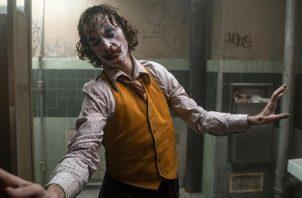 Escena del 'Joker'. Foto. EFE
