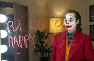 Joaquin Phoenix como Arthur Fleck. EFE/Niko Tavernise/Warner Bros.