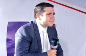 Jonattan Del Rosario está al frente del Ministerio de Seguridad Pública.