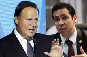Varela ha confiado a Del Rosario varios procesos de compra excepcional. Archivo