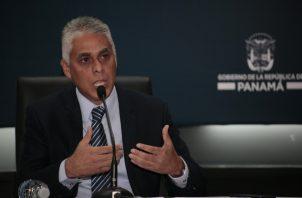 Jorge González fue designado por el expresidente Juan Carlos Varela como directivo de la ACP.
