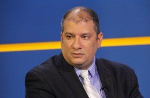 El alcalde de Aguadulce, trató de decir que la noticia sobre el tema era falsa y luego dijo que no sabía nada de esa situación.