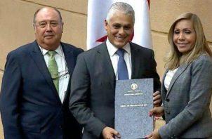 Avanza demanda de inconstitucionalidad contra nombramiento de Jorge González. Foto: Panamá América.