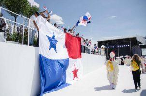 Minseg gasta un millón y medio de dólares en vallas de hierro para la JMJ. Foto: Arquidiócesis de Panamá.