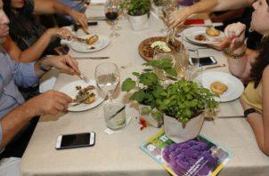 Diferentes menús se ofrecerán en diversos restaurantes. Foto: Cortesía