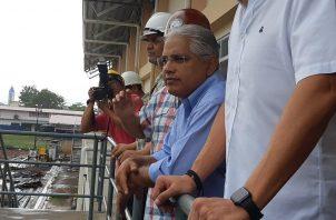 José Blandón, alcalde del distrito de Panamá