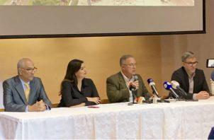 El alcalde del distrito de Panamá, José Luis Fábrega espera que el proyecto esté listo en el 2022.