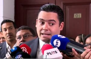 """José Gabriel Carrizo: """"Lo único que nosotros hemos solicitado con respeto al Gobierno saliente es que entreguen los balances""""."""