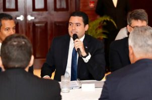José Gabriel Carrizo ya tuvo diferencias con Varela por las finanzas públicas. Internet