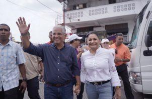 El excandidato presidencial José Blandón logró 212,931 votos en las elecciones del 5 de mayo.