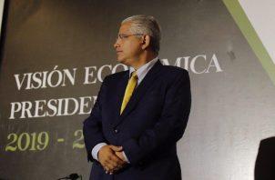 Candidato oficialista José Isabel Balndón apuesta a los independientes. Foto: Redes sociales.