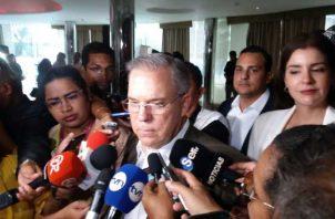 José Luis Fábrega manejará la Alcaldía capital por 5 años. Foto: Panamá América