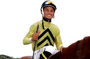 José Morelos, camino a sus primeros 100 ganadores este año.