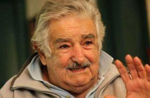El expresidente uruguayo José Mujica. Foto/EFE