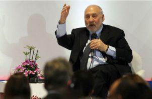 """Stiglitz pone también el """"peso de la culpa"""" sobre los ciudadanos. EFE"""