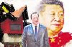El presidente Juan Carlos Varela trató de quedar bien con el gobierno de China.