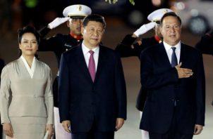 Presidente Juan Carlos Varela estará ocho días fuera del país por viaje a China y Japón. Foto: Panamá América.