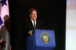 Juan Carlos Varela se refirió al rol anfitrión de Panamá al acoger eventos como la Jornada Mundial de la Juventud.