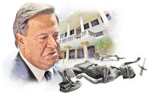 Presidente de la República, Juan Carlos Varela