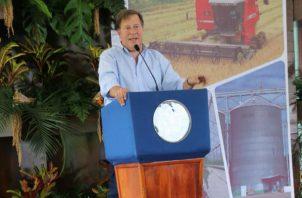 Presidente Juan Carlos Varela.