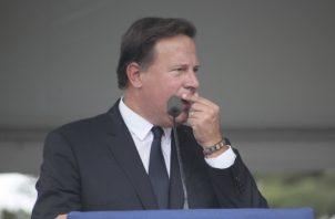 Poco a poco todos van dejando en evidencia la forma de proceder de Juan Carlos Varela en temas políticos. Foto: Panamá América