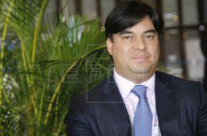 Juan Gabriel Pérez, director de Invest in Bogotá. EFE