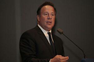 Faltan cuatro meses para que culmine gestión de Juan Carlos Varela. Foto/Archivos