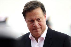 El domingo 30 de junio de 2019 se le vence el mandato al presidente Juan Carlos Varela.