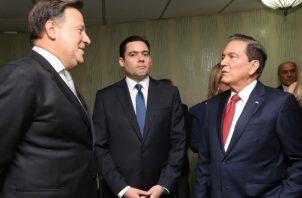 Presidente Juan Carlos Varela cumple su promesa. Cortesía