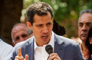 "Juan Guaidó se autoproclamó presidente ""interino"". Foto: Archivo/Ilustrativa."