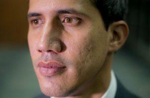 Juan Guaidó, anunció en Ecuador su regreso a Venezuela. Foto: Archivo/Ilustrativa.