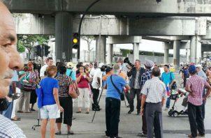 Presidente Juan Carlos Varela veta de forma parcial el aumento a los jubilados y pensionados. Foto: Panamá América.