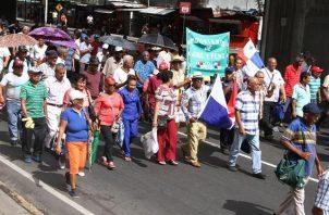 Ejecutivo le dice no a la solicitud de aumento a los jubilados. Foto: Panamá América.