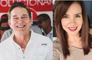 Judy Meana confirma que Laurenitno Cortizo le propuso ser su vicepresidenta.