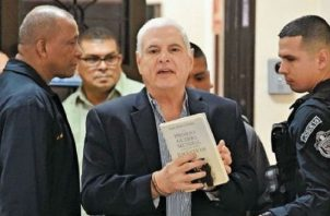 La próxima semana, Ricardo Martinelli cumple un año detenido en el país. Para su defensa no hay impedimento para que quede libre. Foto de archivo