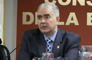 Julio De La Lastra es representante de la Cámara Marítima de Panamá y ahora presidente electo de Conep. Foto/Cortesía