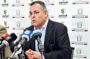 Director encargado de la CSS, Julio García Valarini.